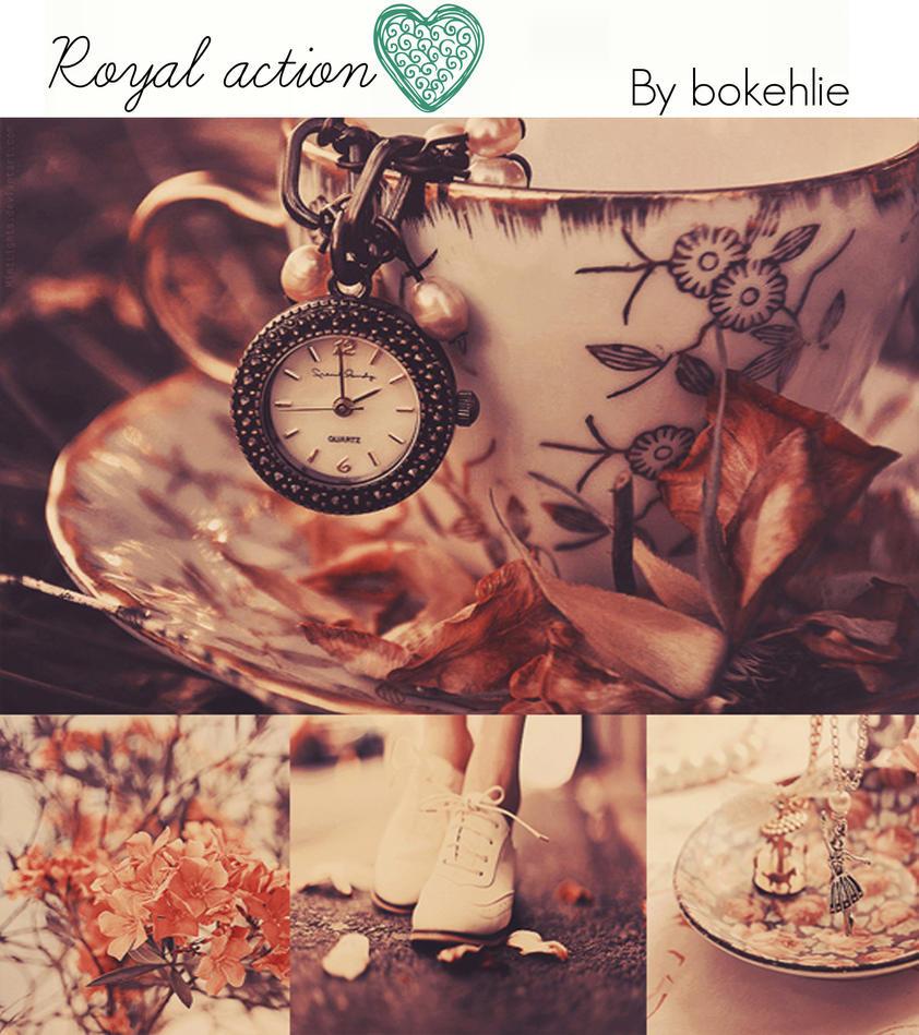 Royal by Bokehlie