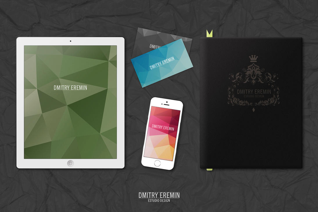 MockUp Ipad Iphone Book Businesscard by dimkoops on DeviantArt