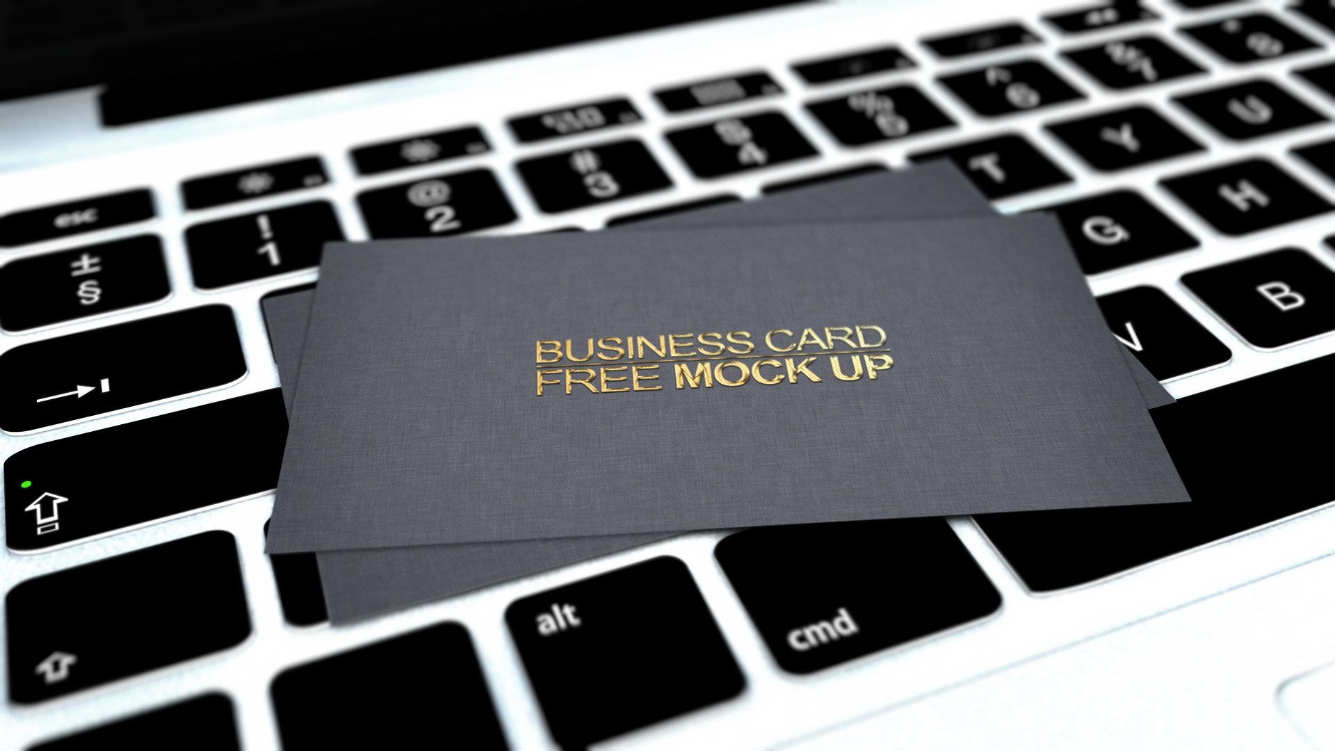 business card free mock up psd macbook by dimkoops on deviantart