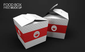 FoodBOX free Mock Up PSD by dimkoops