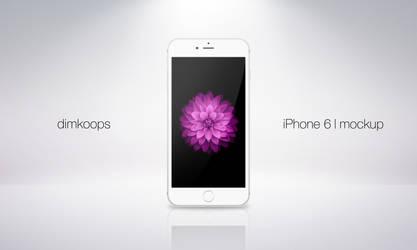 Iphone 6 free dimkoops mockup