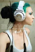 Headphones pack by TwiggXstock