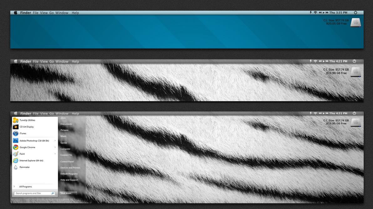 Mac Bar V1.0 by yhon1