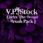 Under The Ocean Brush Pack 1