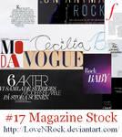 Magazine Stock