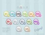 AQUA Icons