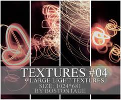 9 Light Textures