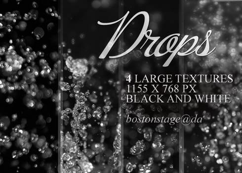Drops Textures