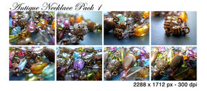 Antique Necklace Pack 1