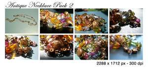 Antique Necklace Pack 2