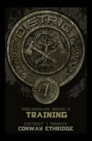 P2: Training: District 7 - Conway by ToastyToastie
