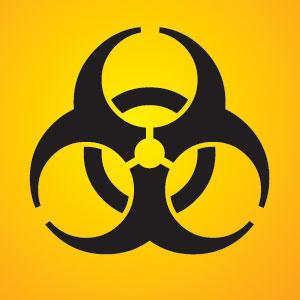 Biohazard Symbol by abattoir
