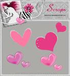 PNG hearts 2