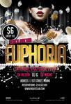 FREE PSD FLYER - Euphoria