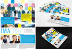 FREE PSD FLYER - Colorful Corporate Flyer