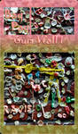 Gum Wall I pack by Baq-Stock