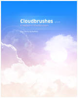 My Cloud Brushes by SaviourMachine