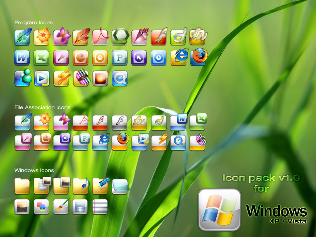 Personaliza tu escritorio mega post!! Windows_Icons_V1_by_SaviourMachine