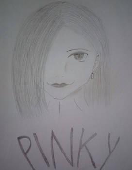 Sketch 3-Pinky [The Killer]