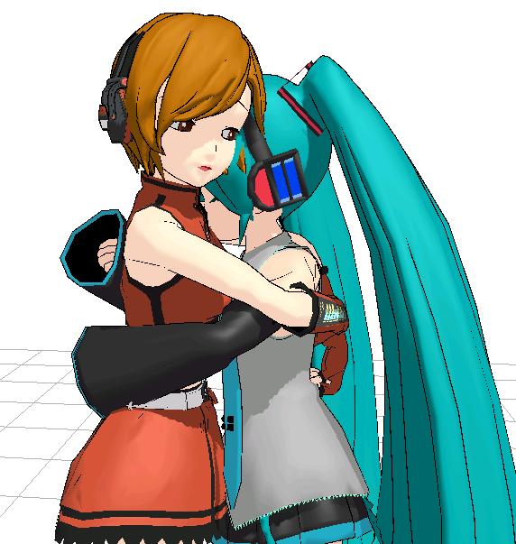 sister hug poselovelybunny11 on deviantart