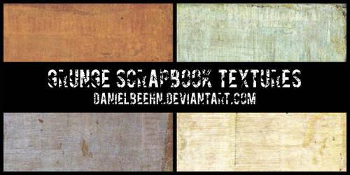 Grunge Scrapbook Textures