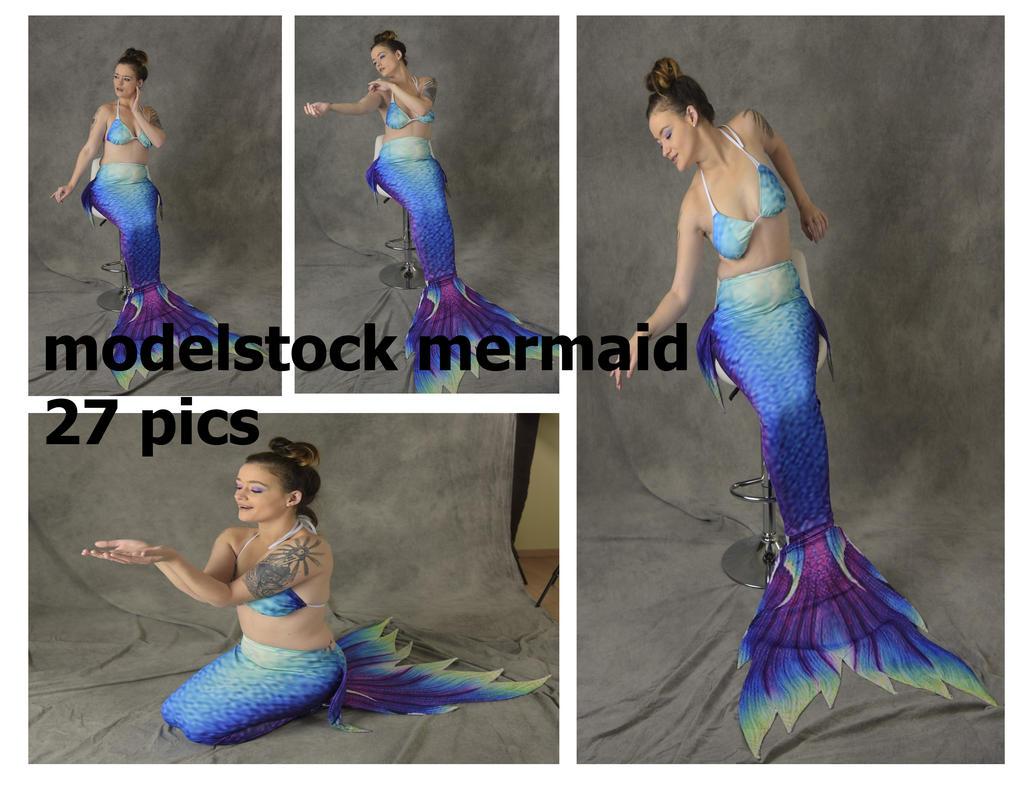 modelstock mermaid by modelstockfancyface