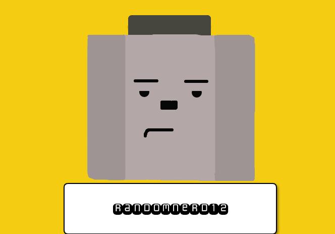 randomnerd12's Profile Picture