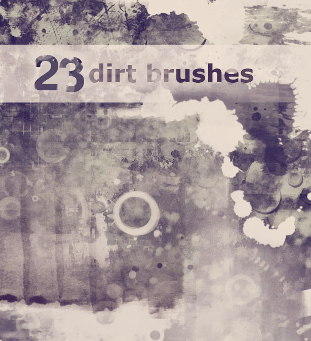 dirt brushes