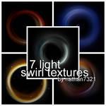 7 swirl textures