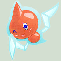 Rotom - 479 by LadyDeven
