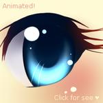 Quick eye color tutorial!