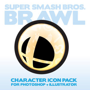 SSBB Character Icon Pack