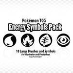 Pokemon TCG Energy Symbol Pack