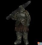 Dark Souls - Black Iron Tarkus