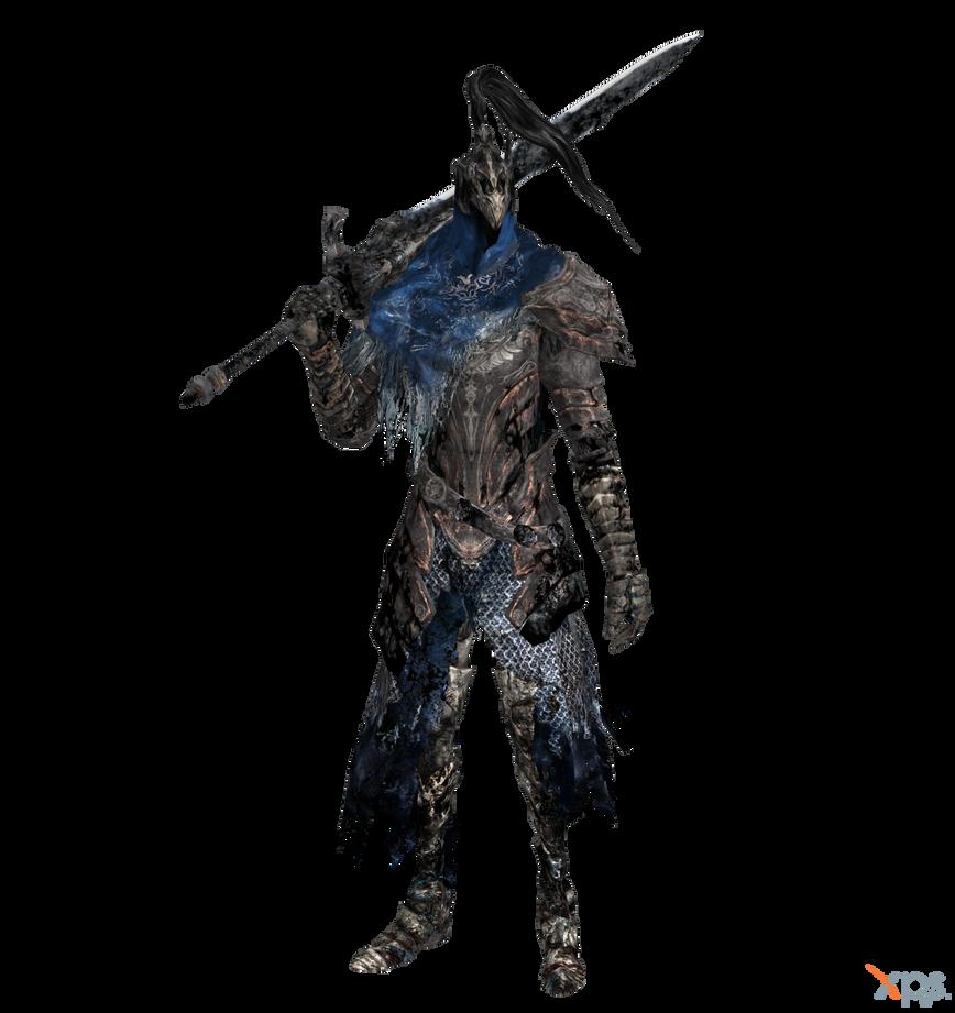 Dark Souls - Knight Artorias by Bringess on DeviantArt