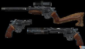 Metro 2033 - 44 Magnum revolver