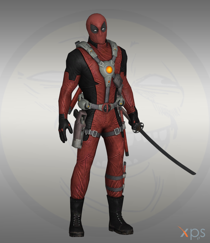 Marvel Ultimate Alliance 2 - Deadpool by Bringess on ...