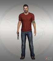 Far Cry 3 - Grant Brody by Bringess