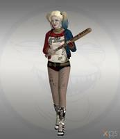 Injustice IOS - Harley Quinn suicide squad