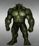 Marvel Future Fight - Abomination