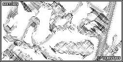 sketches by jujubinha