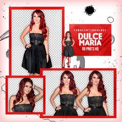 Dulce Maria - Pack Png #28 by TheNightingale01
