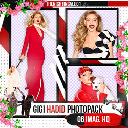 Gigi Hadid - Pack Png #22 by TheNightingale01