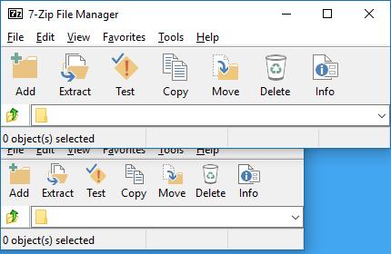 7-Zip Toolbar Theme - Office 2013 by masamunecyrus on DeviantArt