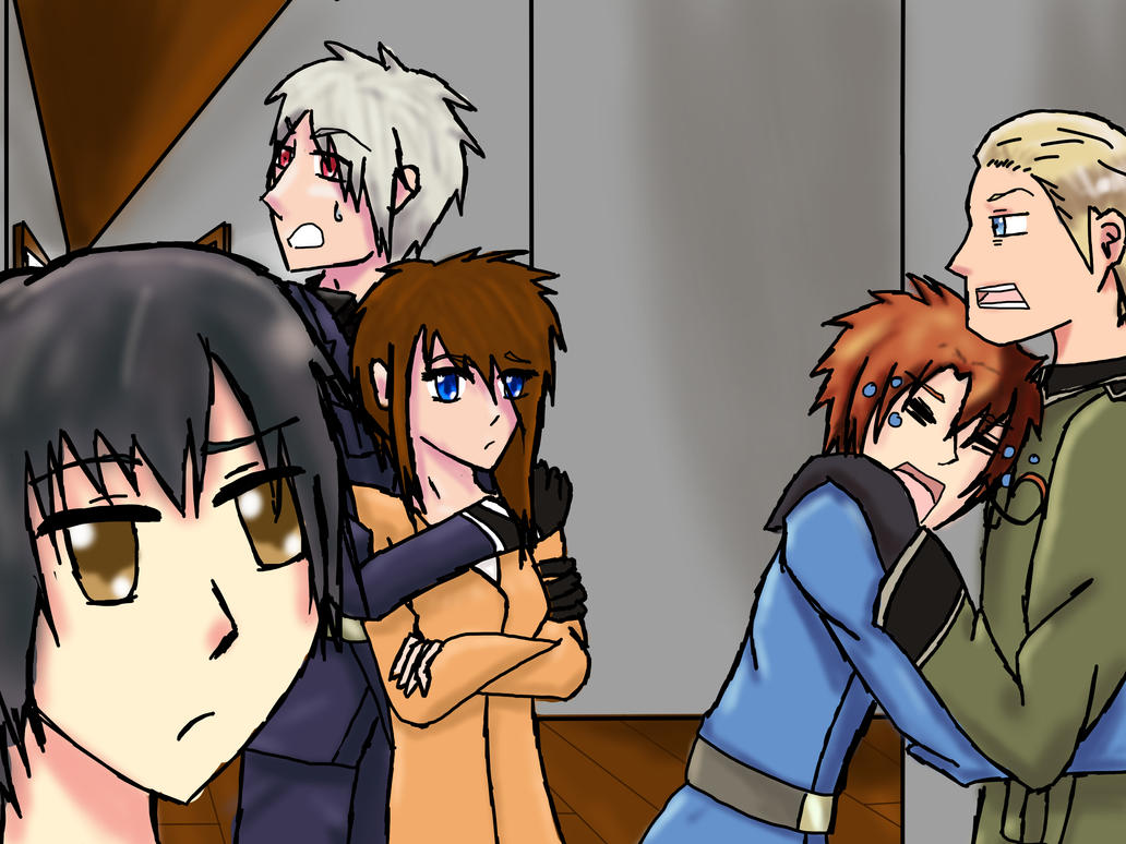 Hetaoni(Hetalia x Country! Reader) Pt1 The Mansion by
