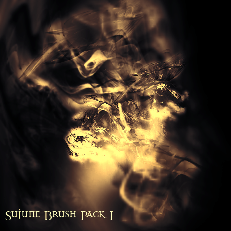 Sujune Brush Pack 1 by Sujune
