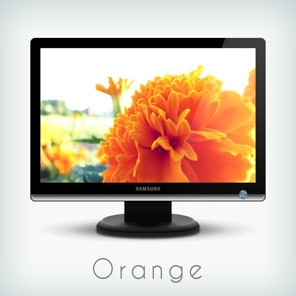 Orange by 1mD-TasTLeSs