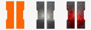 Call of Duty: Black Ops 2 Icons TransparentBG