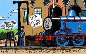 RWS Thomas reacts to TV Thomas by 01Salty