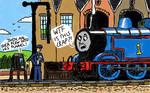 RWS Thomas reacts to TV Thomas